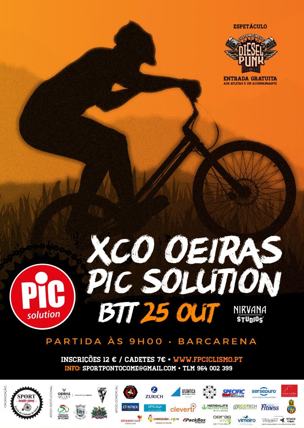 B. T.T X.C.O  BARCARENA --NIRVANA