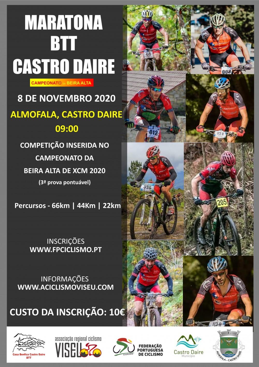 Maratona de BTT Castro Daire CRI (Campeonato da Beira Alta de XCM)