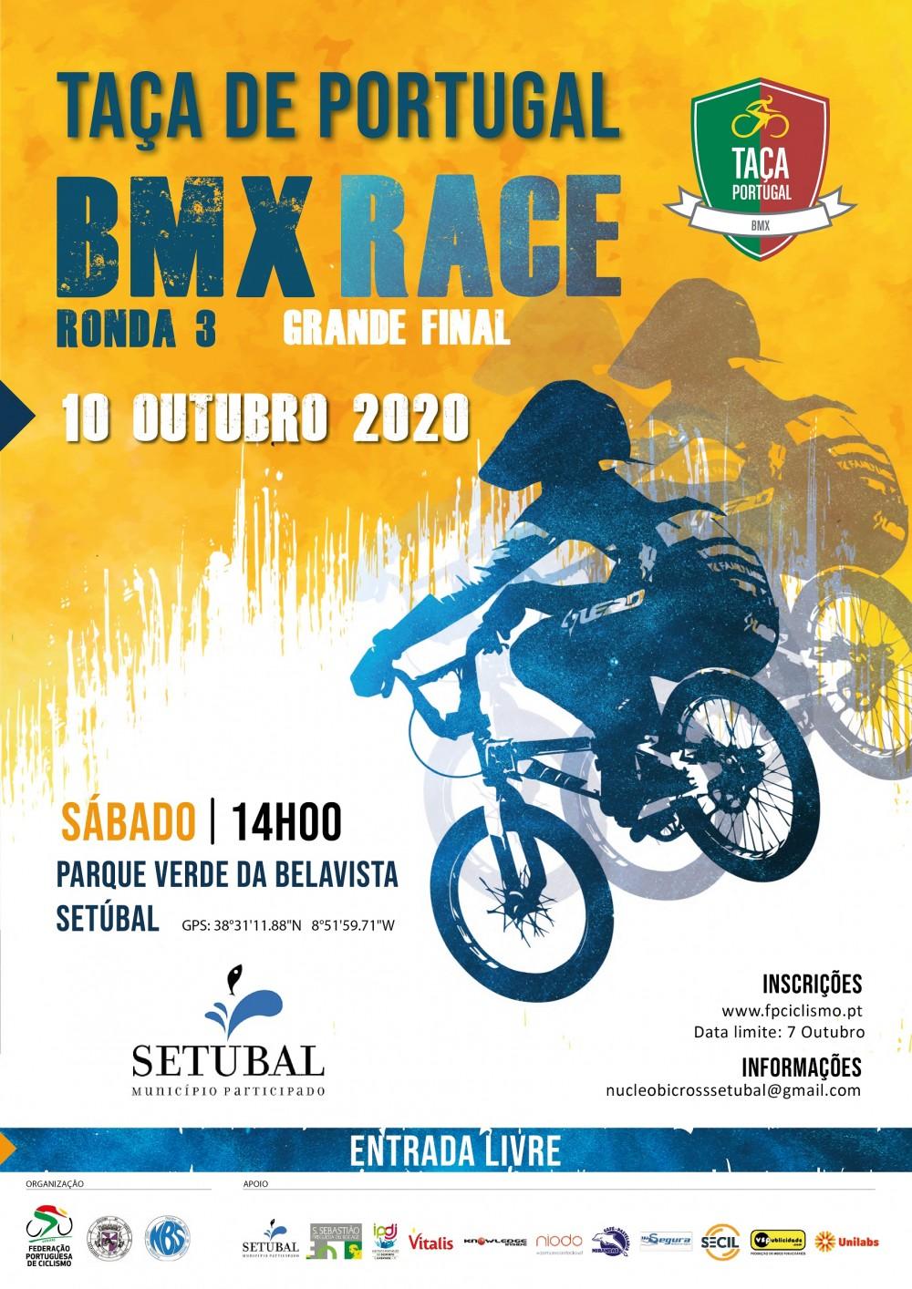 3ª Taça de Portugal BMX - Setúbal