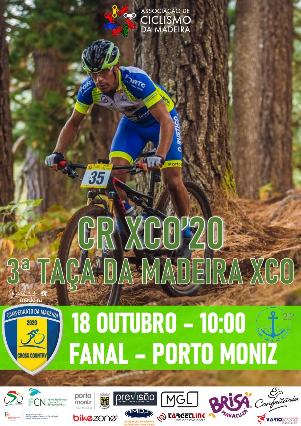 3ª Taça da Madeira de XCO - Fanal