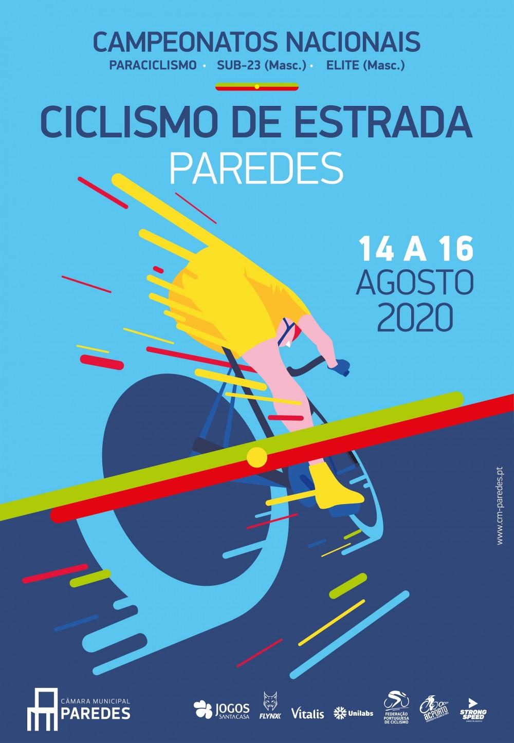 Campeonato Nacional Estrada - Sub23 Masc. / Elite Masc.