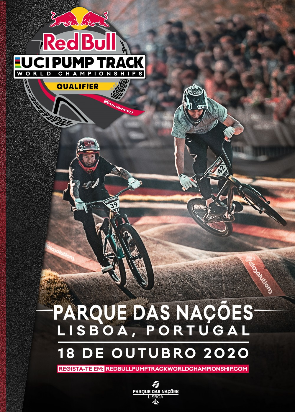 Red Bull UCI Pump Track World Championships Qualifier Portugal