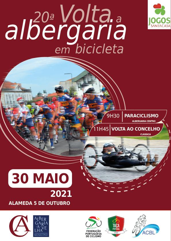 3ª Taça Portugal Paraciclismo - Volta a Albergaria