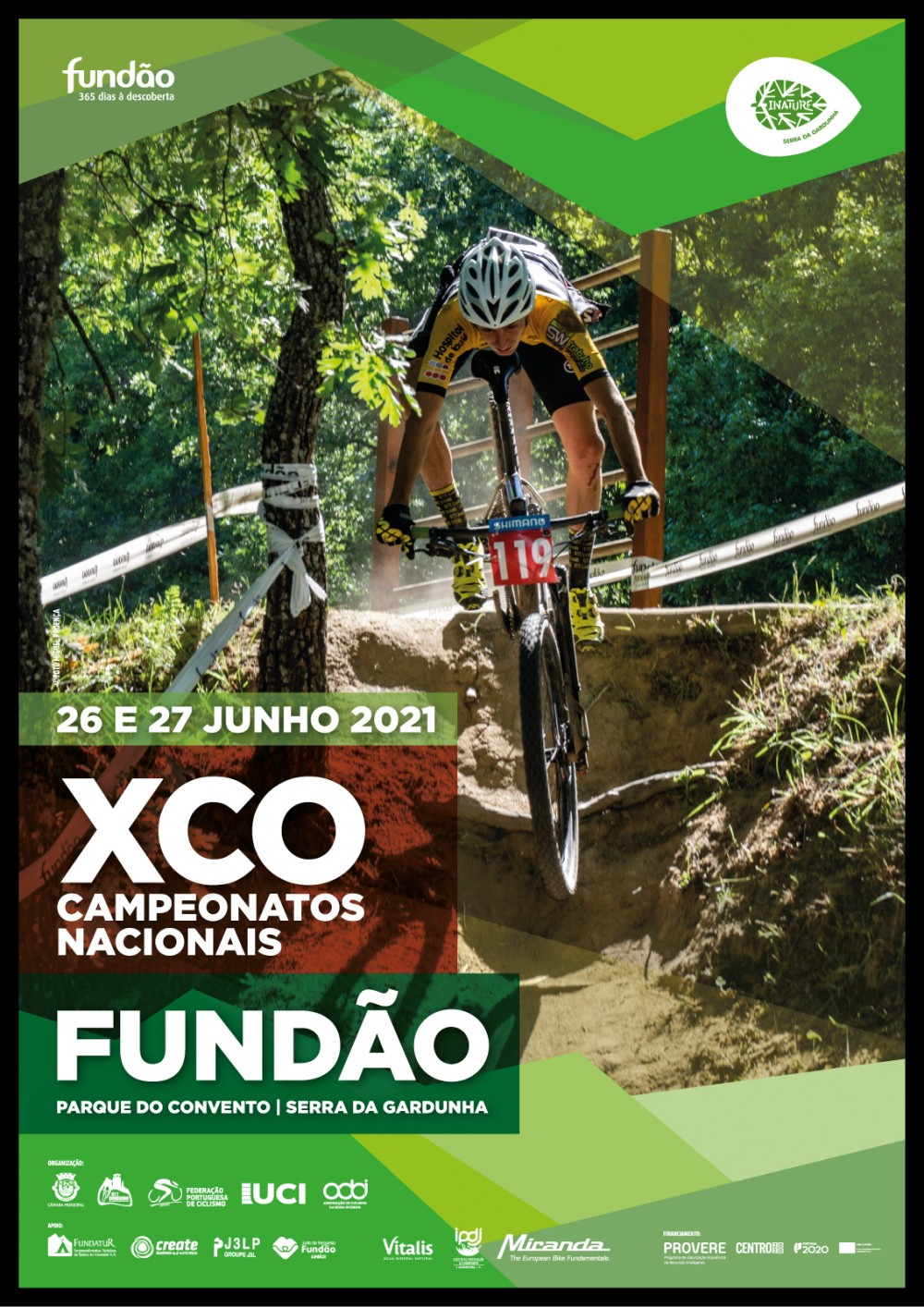 Campeonatos Nacionais de XCO