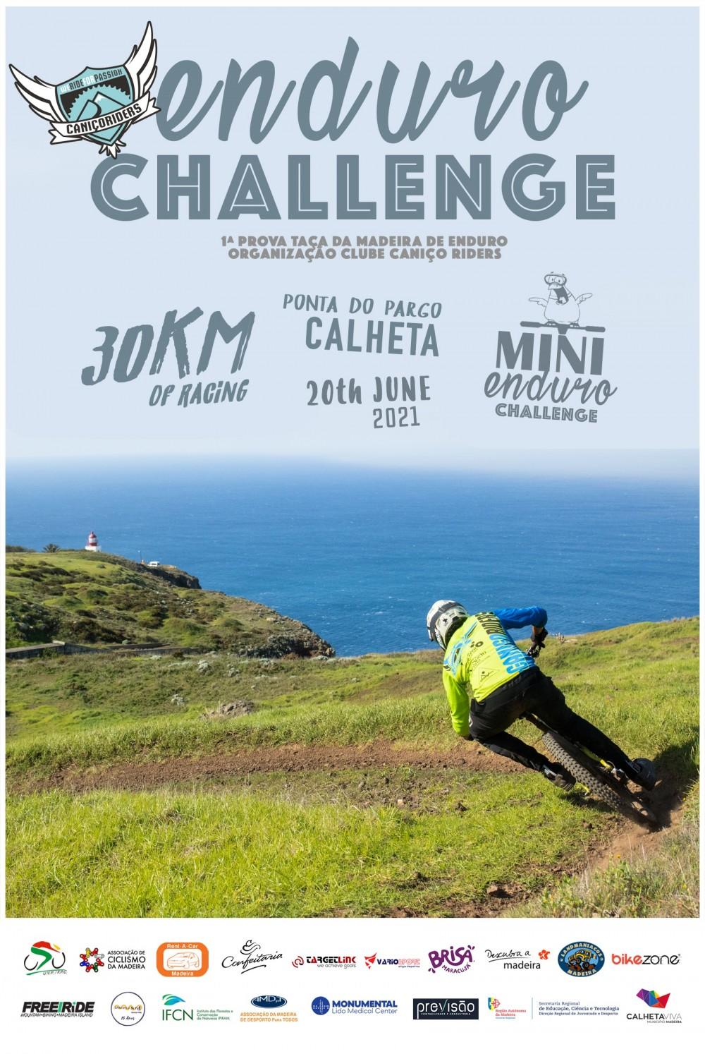 2ª Taça da Madeira de Enduro - Enduro Challenge 2021