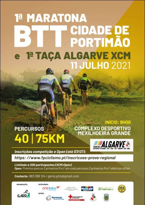 II Taça de XCM do Algarve - Garra / One Bike