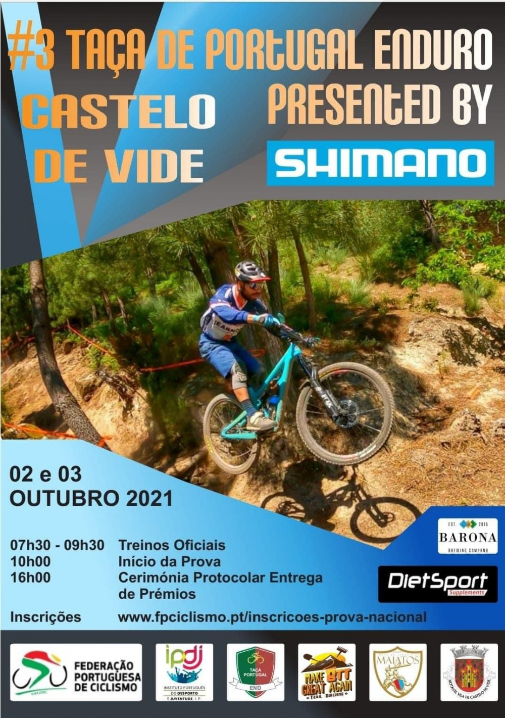 3ª Taça de Portugal Enduro presented by Shimano