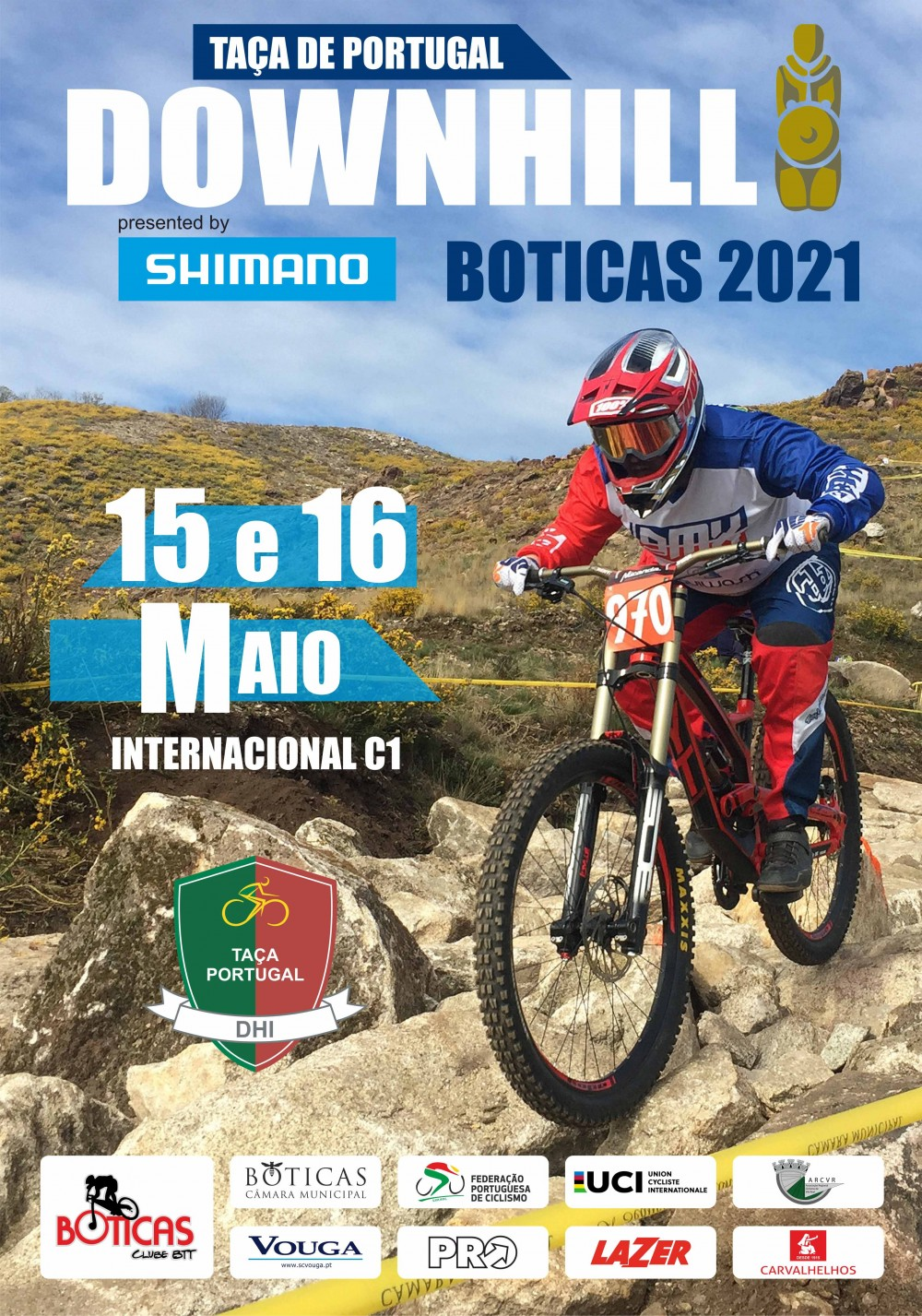 2ª Taça de Portugal Downhill presented by Shimano