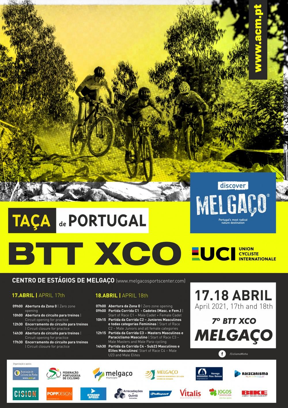 1ª Taça de Portugal XCO C2