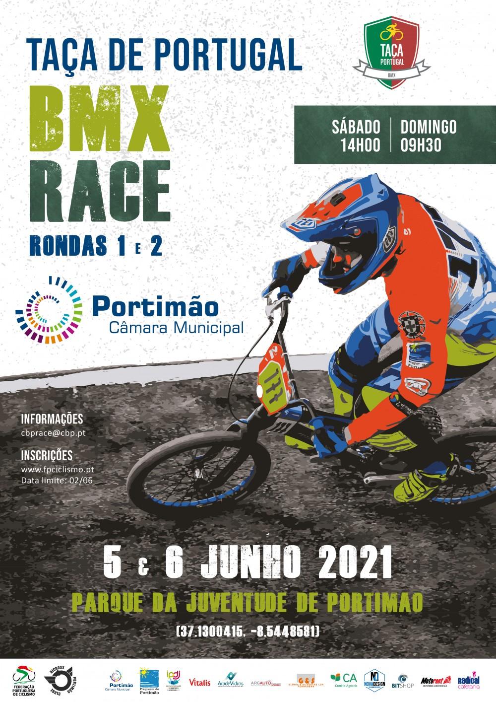 1ª Taça de Portugal BMX