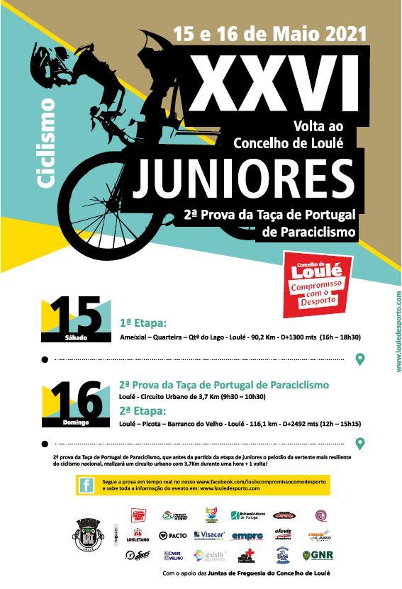 26ª Volta ao Concelho de Loulé Júnior