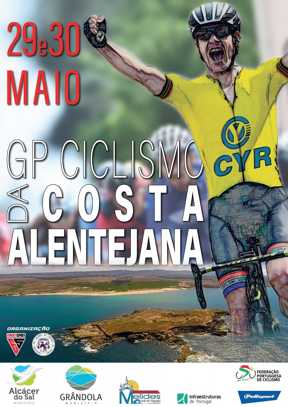 1ª GP Ciclismo Costa Alentejana