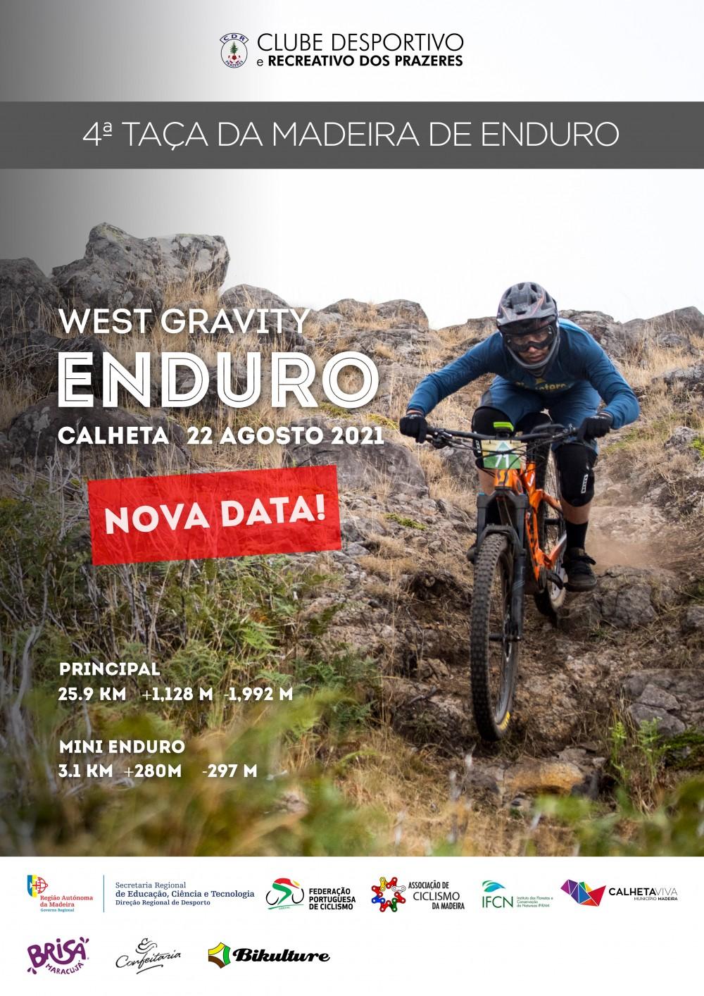 4ª Taça da Madeira de Enduro - West Gravity 2021