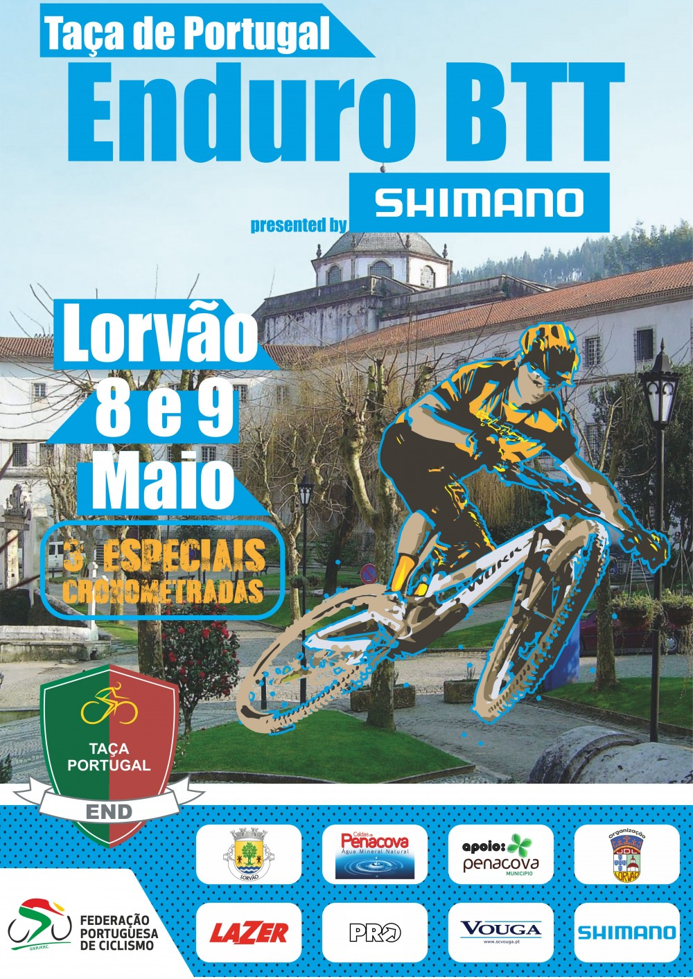 1ª Taça de Portugal Enduro presented by Shimano