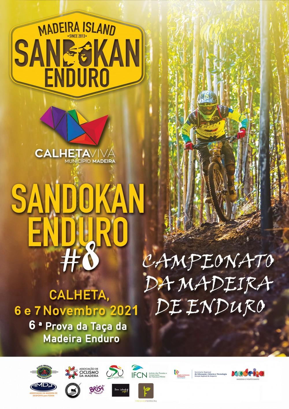 6ª Taça da Madeira de Enduro - Sandokan 2021