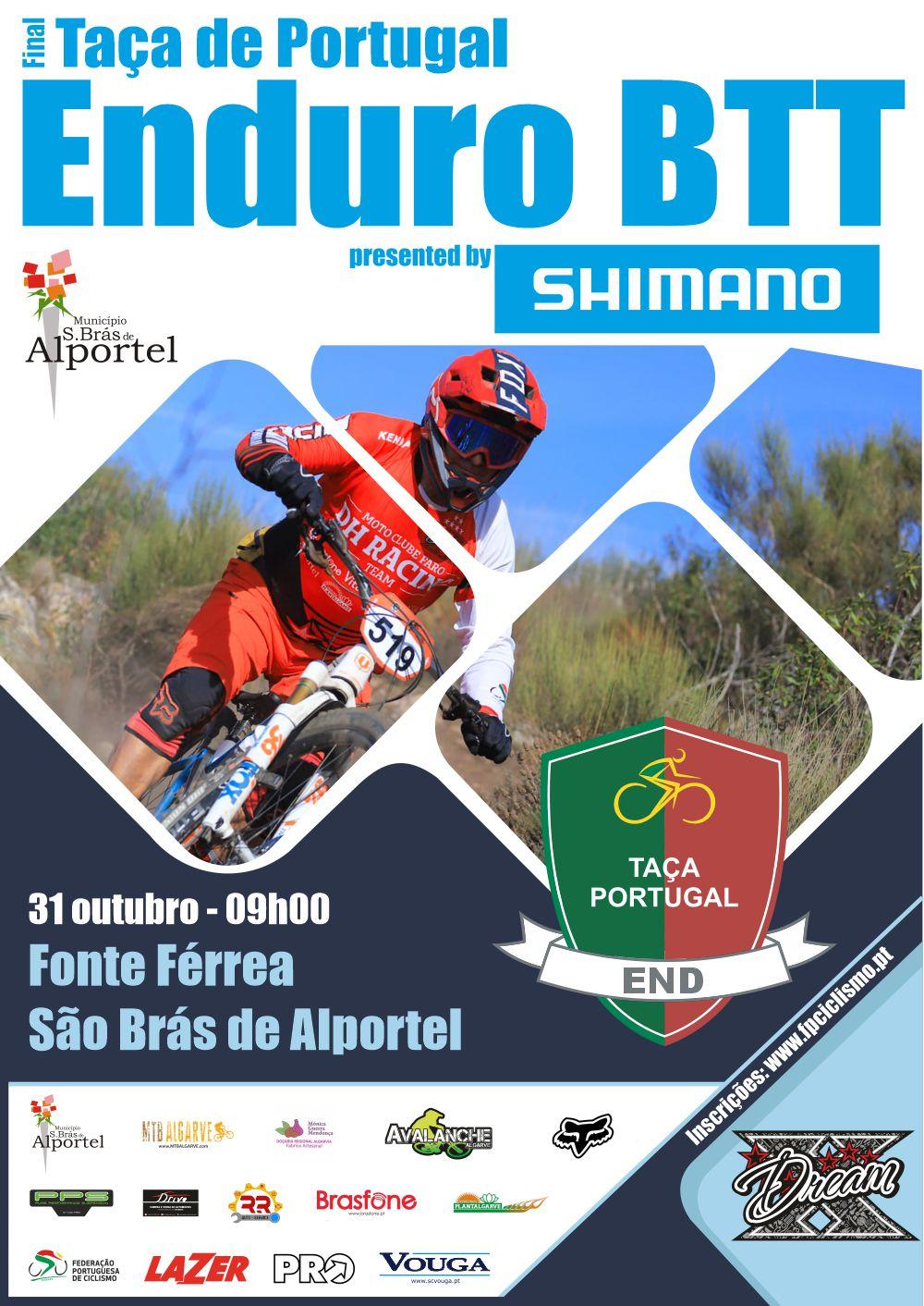 4ª Taça de Portugal Enduro presented by Shimano