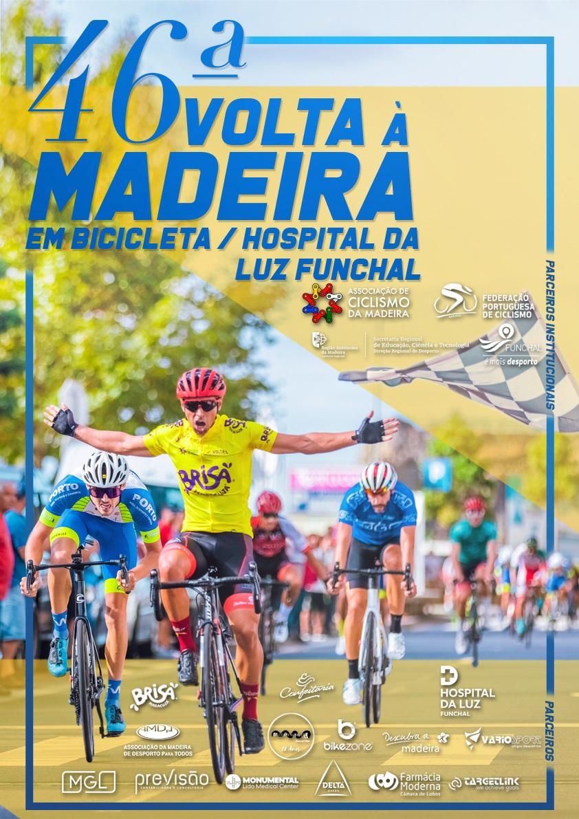46ª Volta à Madeira em Bicicleta 2021