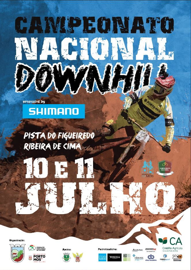 Campeonatos Nacionais Downhill presented by Shimano