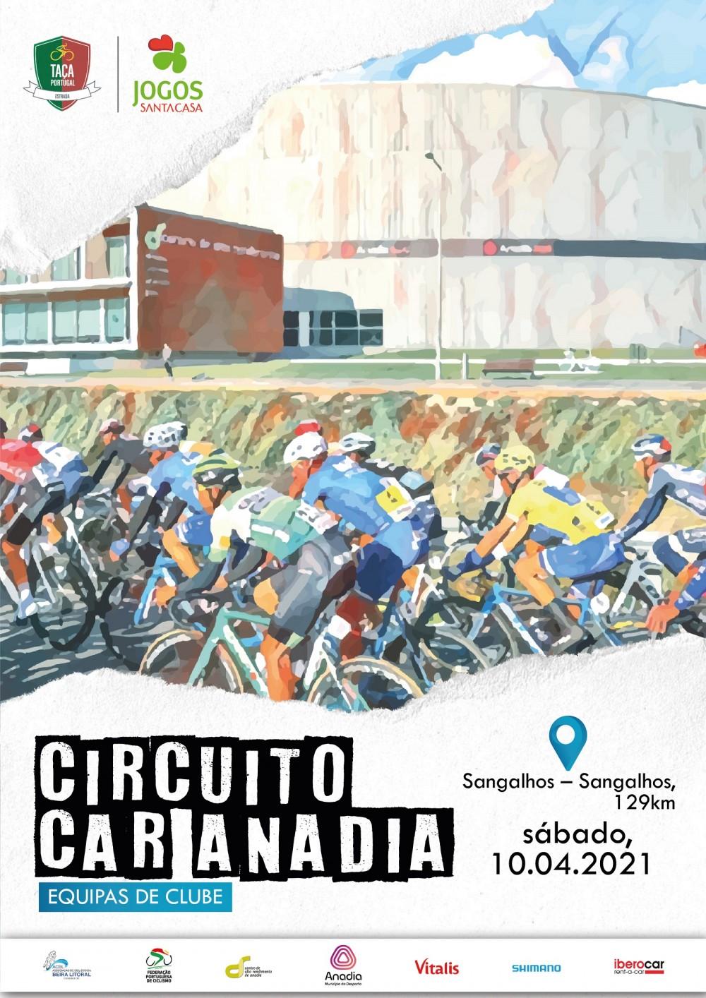Circuito CAR Anadia - Taça de Portugal Jogos Santa Casa