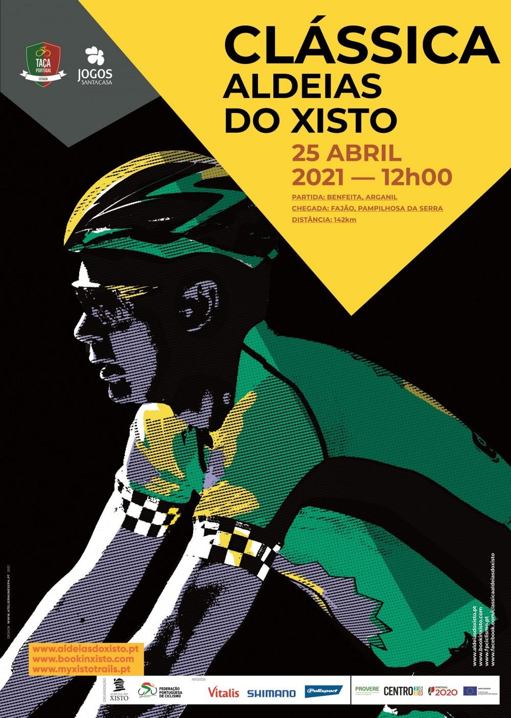 Clássica Aldeias do Xisto - Taça de Portugal Jogos Santa Casa