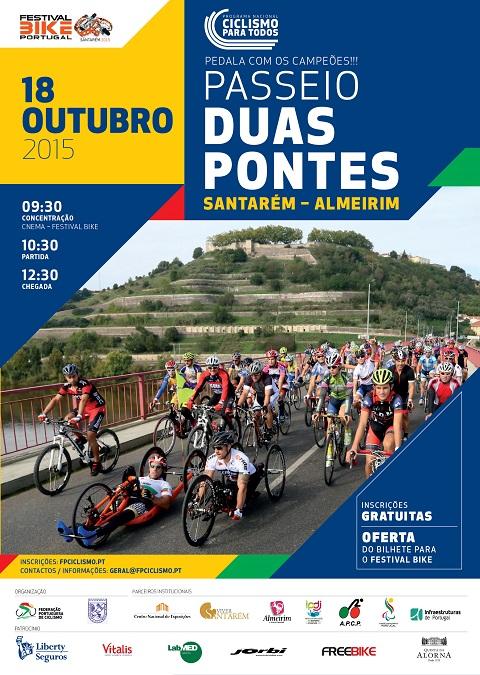Mundo do ciclismo encontra-se em Santarém