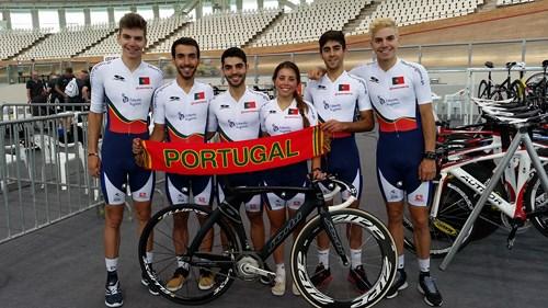 Portugal com ambição e realismo no Europeu de pista