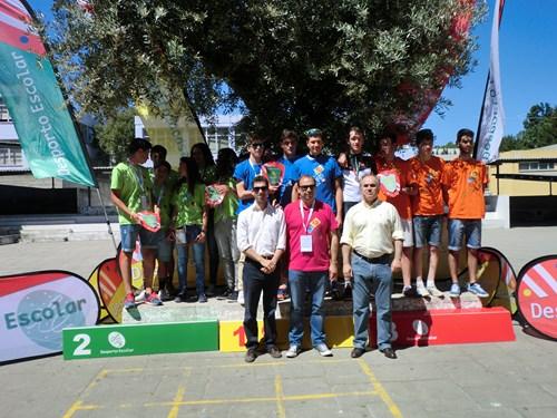XCO integrou Campeonato Nacional de Desporto Escolar
