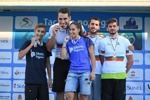 João Sousa campeão nacional de Trial Bike
