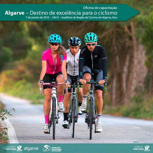 Algarve - Destino de Excelência para o Ciclismo