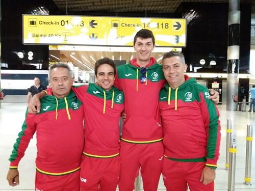 Seleção de XCO já voa a caminho dos Jogos Olímpicos