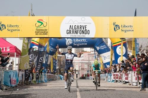 Mais de 600 participam no Algarve Granfondo
