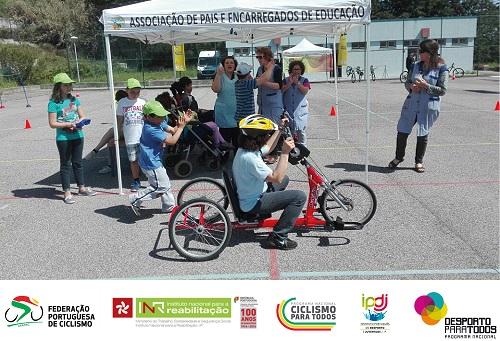 Projectos CPT - Bicicleta Inclusiva e Pedal ao Alto