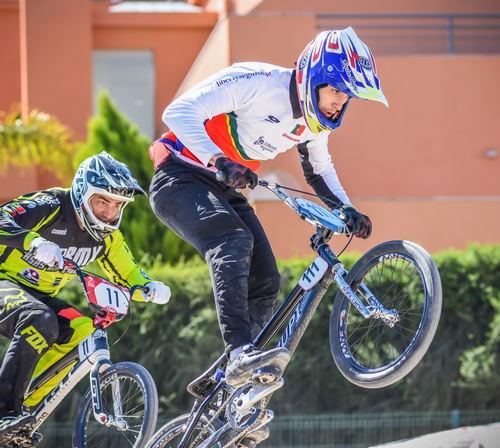 Seleção Nacional de BMX na Taça de Europa