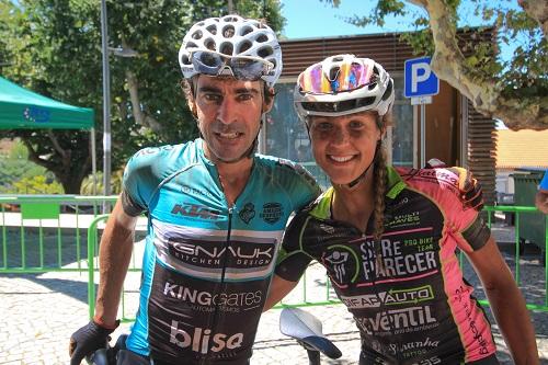 David Vaz e Ana Antunes vencem Maratona de Seia