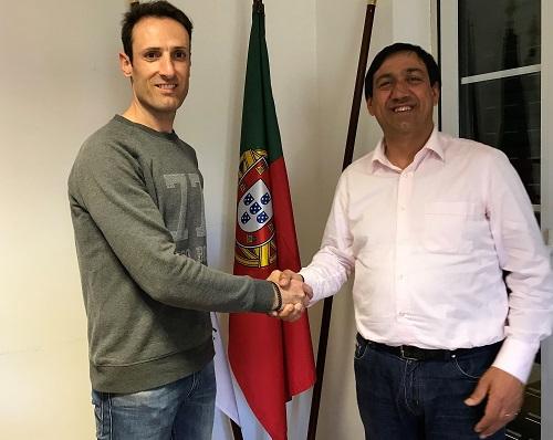 Hugo Sabido assume funções na Direção da FPC