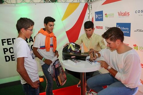 Federação com programa preenchido no Festival Bike