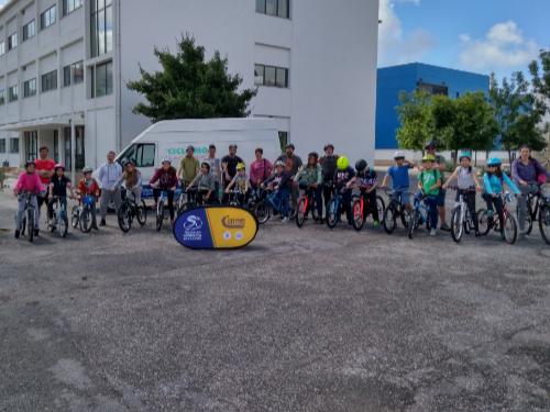 Escola Pedro de Santarém recebe visita da FPC