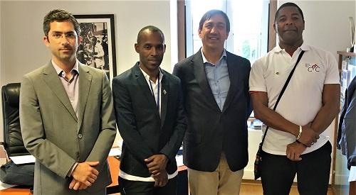 Protocolo entre o ciclismo de Portugal e de Cabo Verde