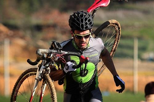 Mário Costa e Sandra Santos campeões nacionais de ciclocrosse