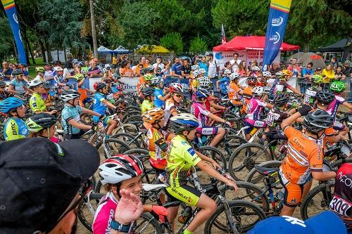 Futuro do ciclismo faz a festa em Almeirim