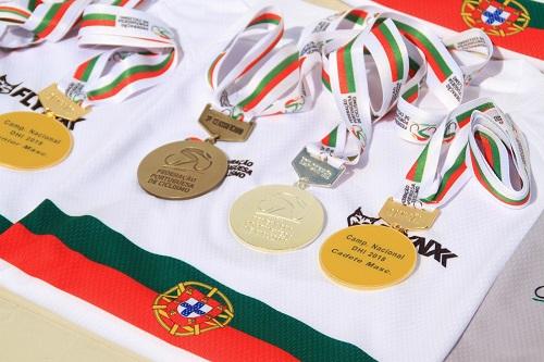 Três campeonatos nacionais no próximo fim de semana