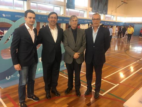 Universidade de Aveiro e UVP-FPC assinam protocolo de colaboração