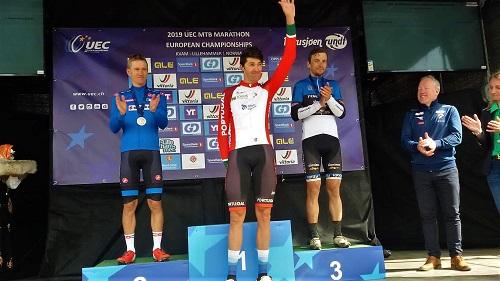 Tiago Ferreira campeão europeu de maratona