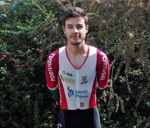 Francisco Campos terceiro na etapa da Corrida da Paz