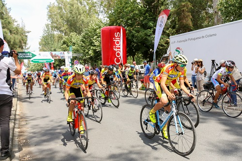 Festa do ciclismo jovem encheu Almeirim de animação