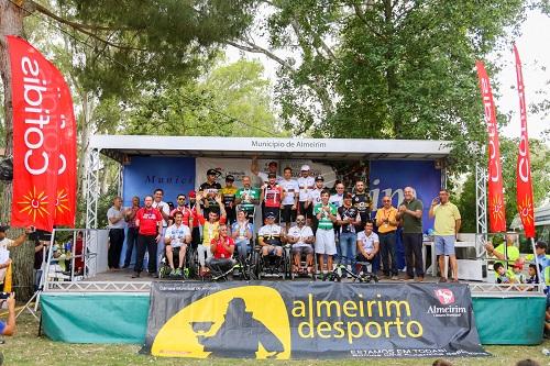 Campeonato Nacional de Paraciclismo juntou 23 participantes em Almeirim