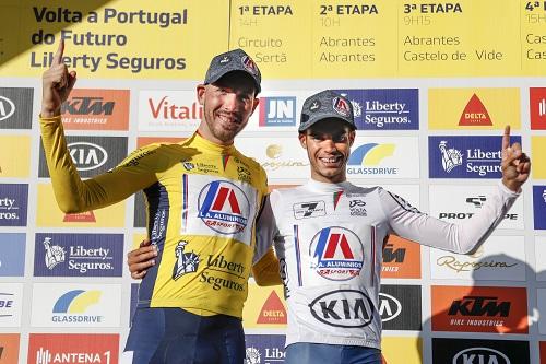 Emanuel Duarte reforça liderança em jornada dupla