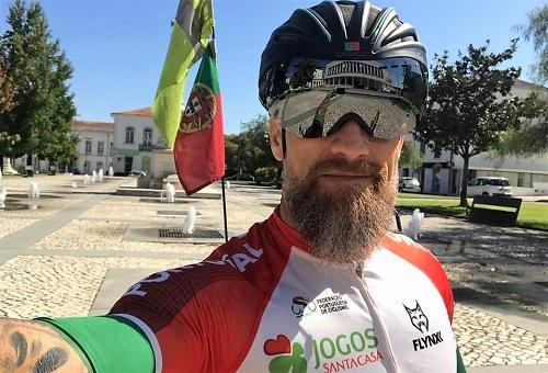 Quatro portugueses no Mundial de Paraciclismo