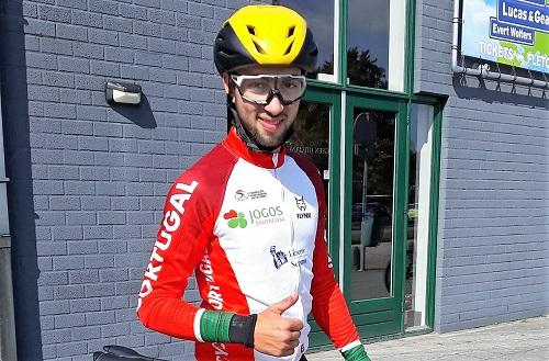 Bernardo Vieira 14.º no contrarrelógio do Mundial de Paraciclismo