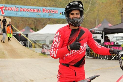 Vasco Bica acelera para a vitória em Boticas